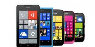 WP7 Nokia