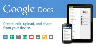 Google Docs Application Android