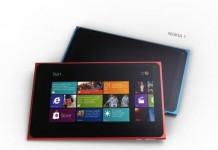 Nokia Tablet Stephen