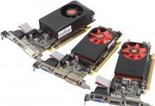 AMD HD6450 6570 and 6670