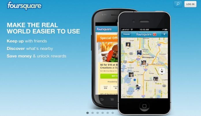 Foursquare 2011