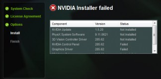 Driver Nvidia Version 270.61