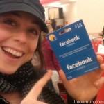 Facebook รายได้พุ่ง 4,000 ล้านดอลล์!?