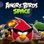 เกมส์ Angry Birds Space เวอร์ชั่นใหม่ นกโกรธตะลุยอวกาศ