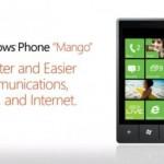 Windows Phone 7 อาจจะไม่ได้รับตัวอัพเดทจาก Mango เป็น Apollo