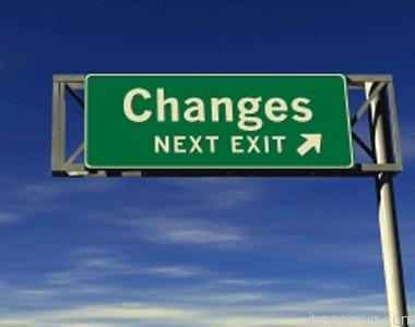 ความเปลี่ยนแปลง