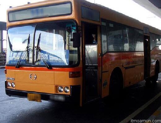 โรคจิตบนรถเมล์