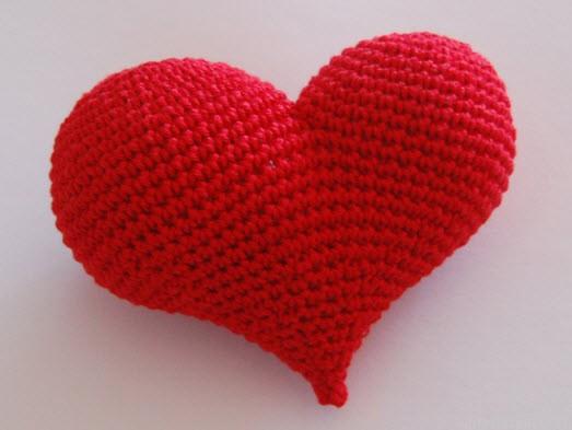 ขนาดของหัวใจ