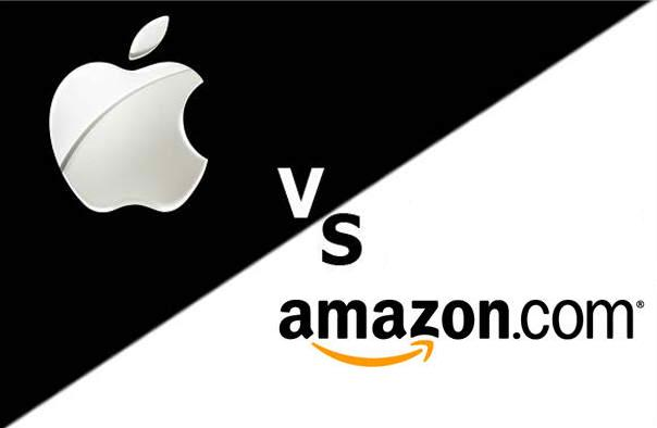 Apple and Amazon