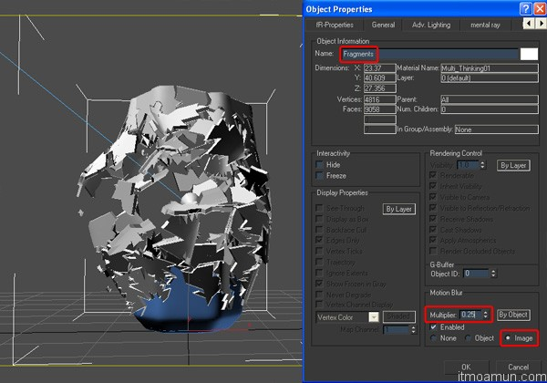 Autodesk 3ds Max mParticles