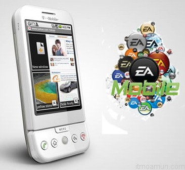 EA Game mobile