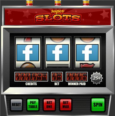 Facebook, Apps Casino