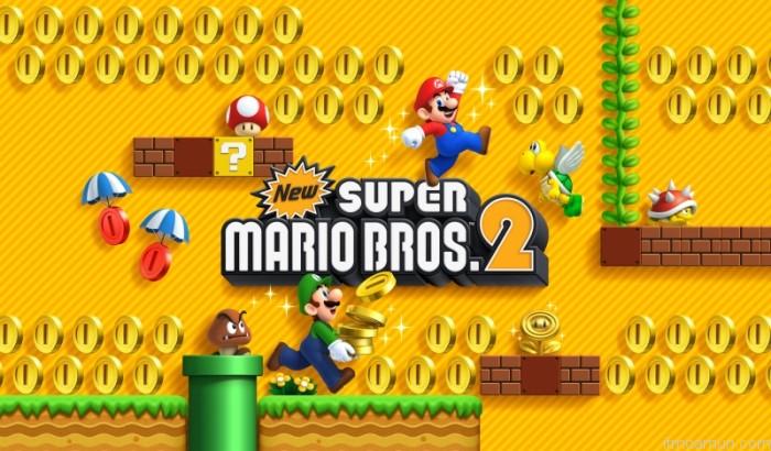 New Super Mario Bros 2, เกมมาริโอ้