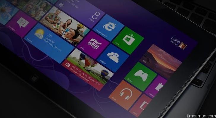 Samsung Hybrid Tablet