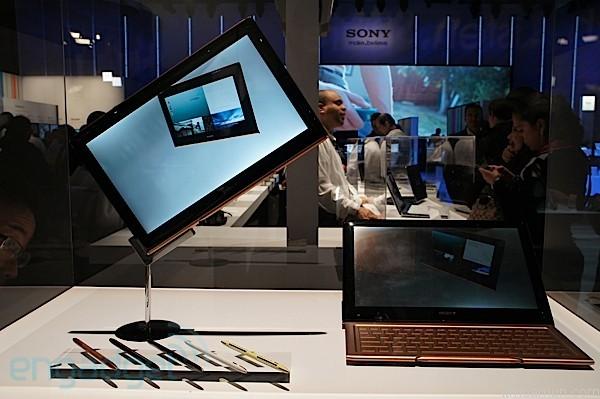 Sony Hybrid Tablet