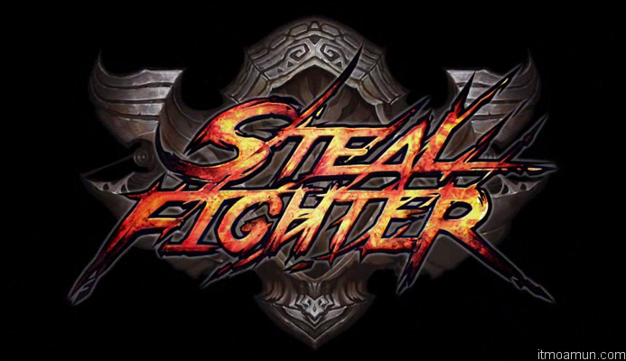 Steal Fighter Gravity Games