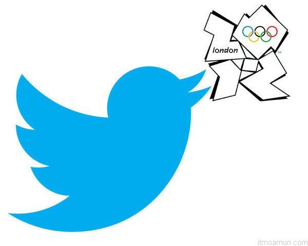 Twitter Olympics 2012