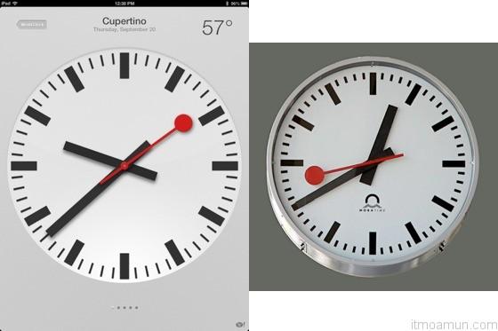 นาฬิกาสวิตเซอร์แลนด์