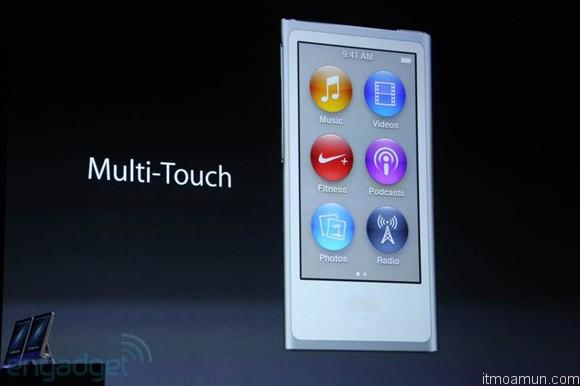 ระบบจอสัมผัส Multi-Touch