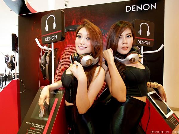 หูฟัง Denon