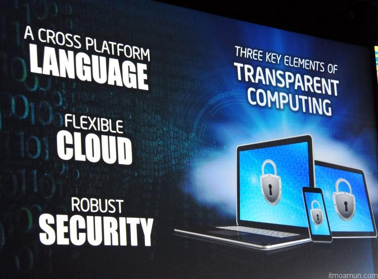 Intel Transparent Computing
