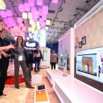 4K TV หน้าจอความละเอียดสูงมากกว่า Full-HD 4 เท่า ทีวี 3D ชิดช้ายไปเลย