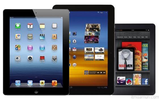5 อันดับ Tablet