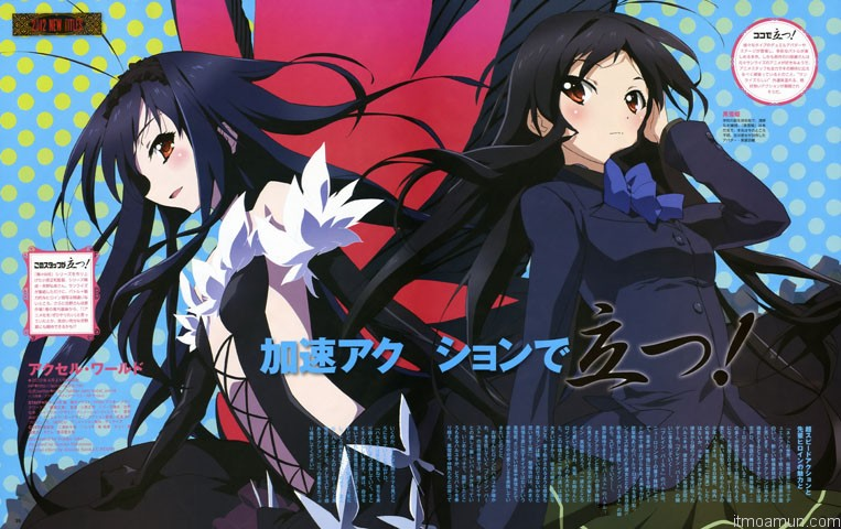 Accel World Game