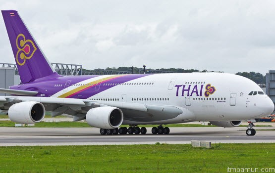 AirBus A380-800 Thai Air