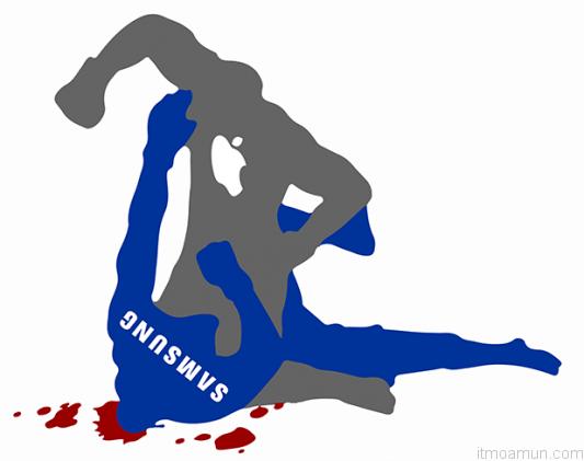 สงครามระหว่าง Apple และ Samsung