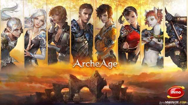 ArcheAge Game