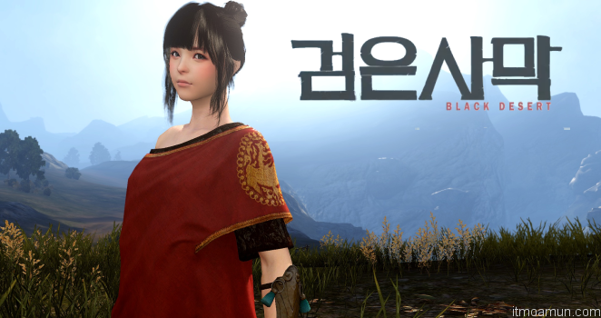Black Desert Game