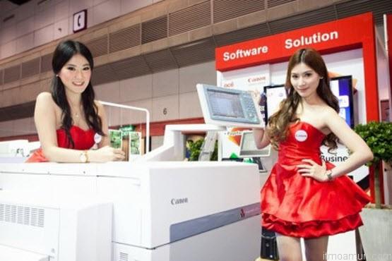 Canon Digital Fast Printing เทคโนโลยีการพิมพ์แห่งอนาคต