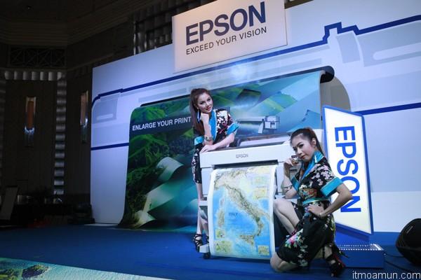 Epson SureColor S, Epson SureColor T,  Epson SureLab SL-D3000 และ EpsonSurePress L-4033AW
