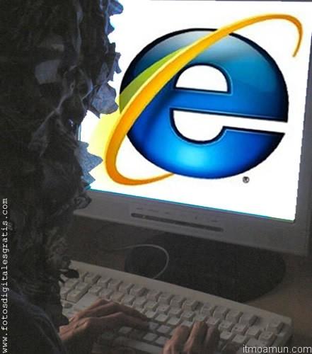 Hacker Internet Explorer