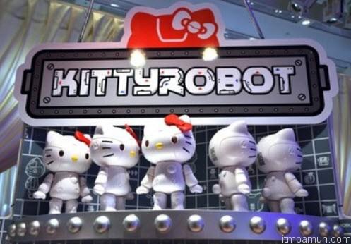 Kitty Robot หุ่นยนต์คิตตี้