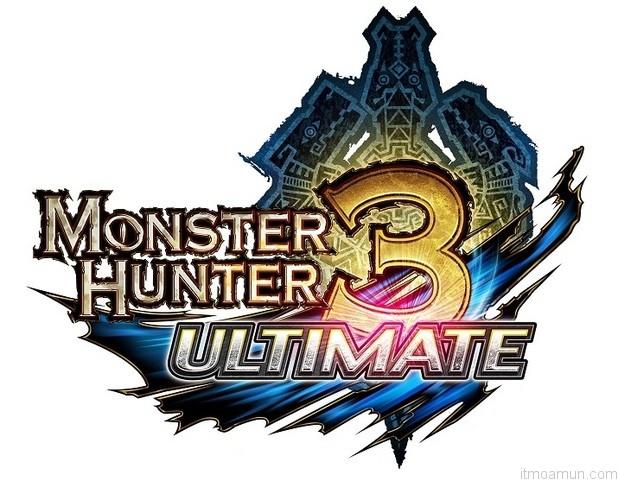 Monster Hunter 3 Ultimate Game