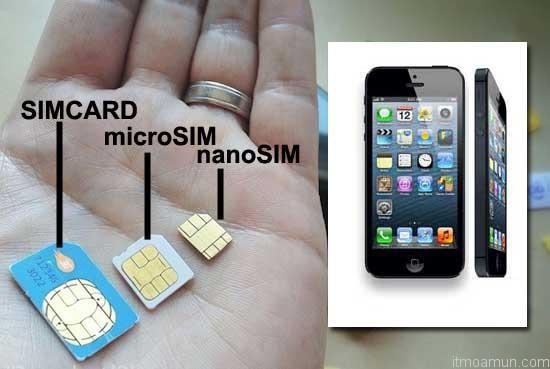 Nano SIM, นาโนซิม
