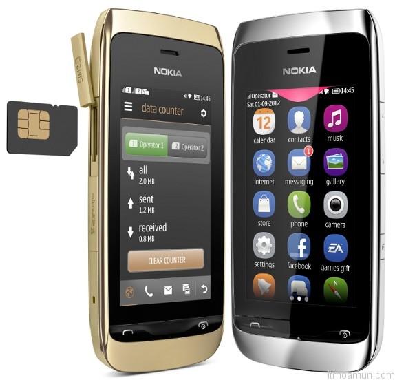 Nokia Asha 308 ,Nokia Asha309