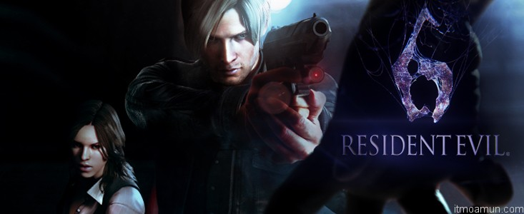 เกม Resident Evil 6