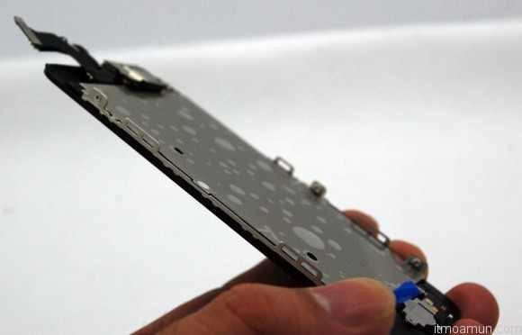 Sharp Monitor iPhone 5
