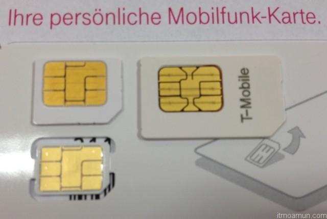 T-Mobile Nano SIM