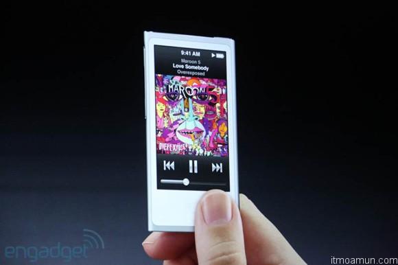 iPod nano เล็กจิ๋ว