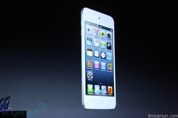iPod touch รุ่นใหม่