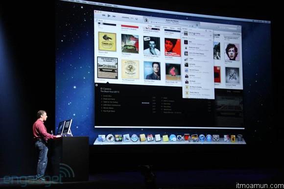 iTunes บน Mac