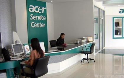 ศูนย์บริการ Acer