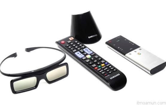 อุปกรณ์ Samsung LED TV Serie 8