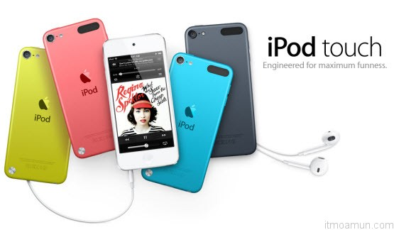 Apple, ipod touch
