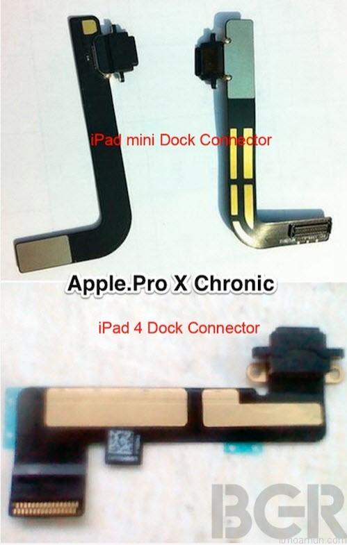 ชิ้นส่วน iPad 4