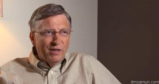 Bill Gates ผู้บริหารของ Microsoft เดิม